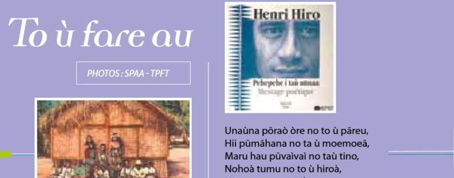 Hommage à Henri Hiro – Poème