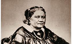 Lettre de la Reine Pomare IV à Bruat du 30 mai 1847