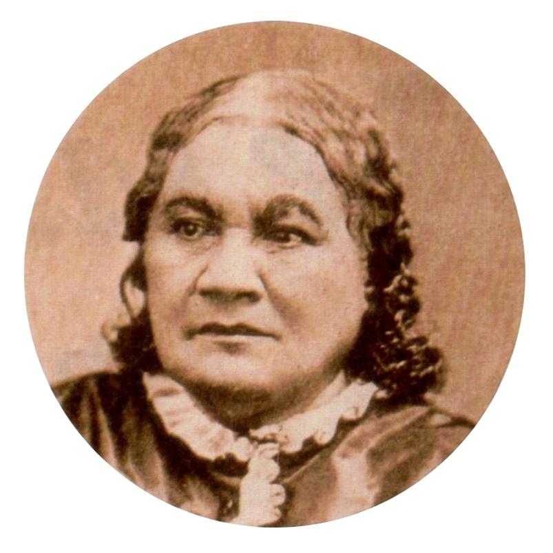 Lettre de la Reine Pomare IV à madame Bruat du 20 octobre 1862