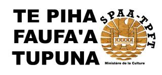 logo des archives de polynésie française tahiti